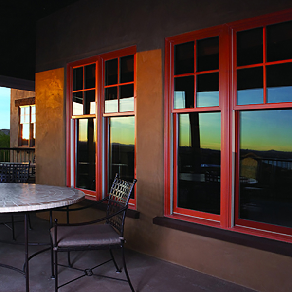 E-SERIES DOUBLE-HUNG INSERT WINDOWS