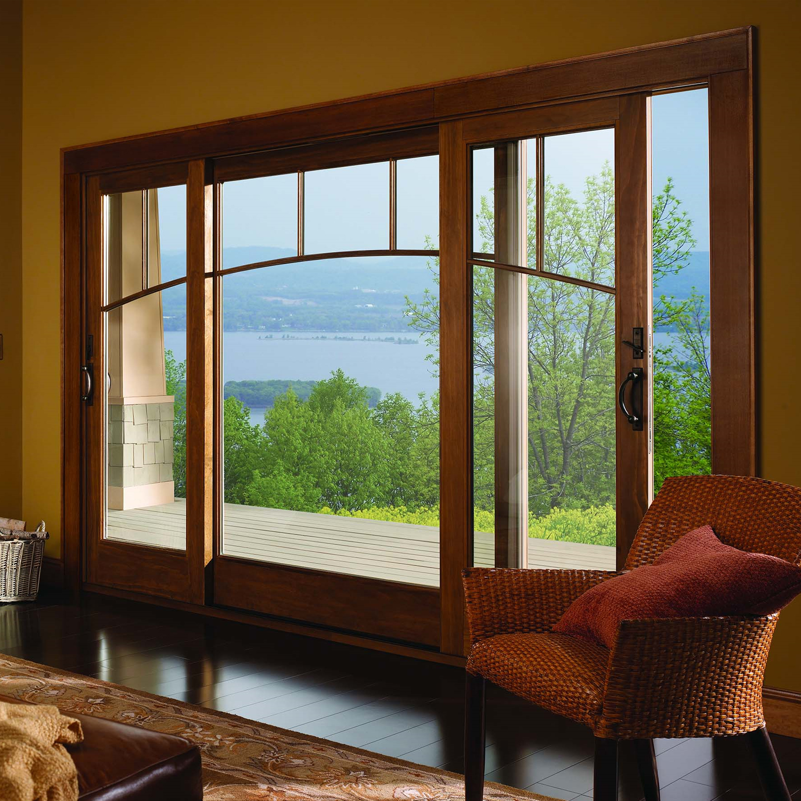 A-SERIES GLIDING PATIO DOOR