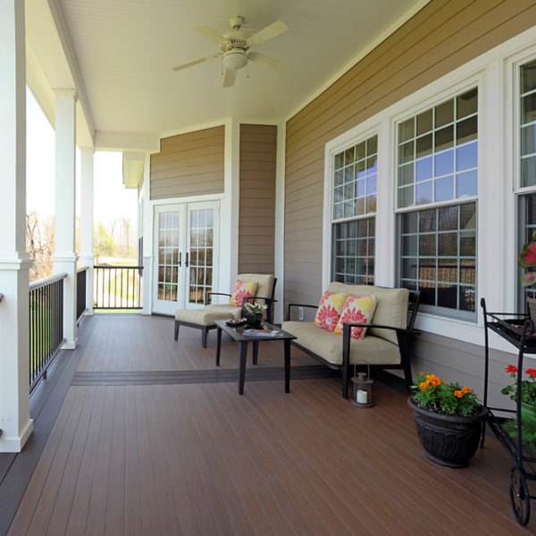 AZEK PVC PORCH FLOORING