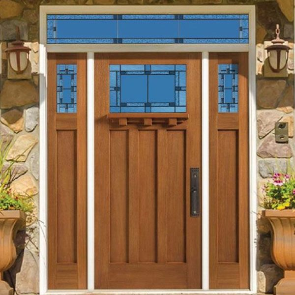 Fiberglass Paintable Entry Doors