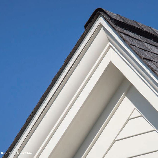BORAL TRUEXTERIOR SIDING AND TRIM