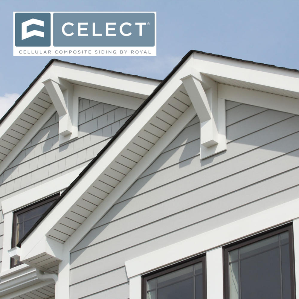 GP CELECT CELLULAR COMPOSITE SIDING