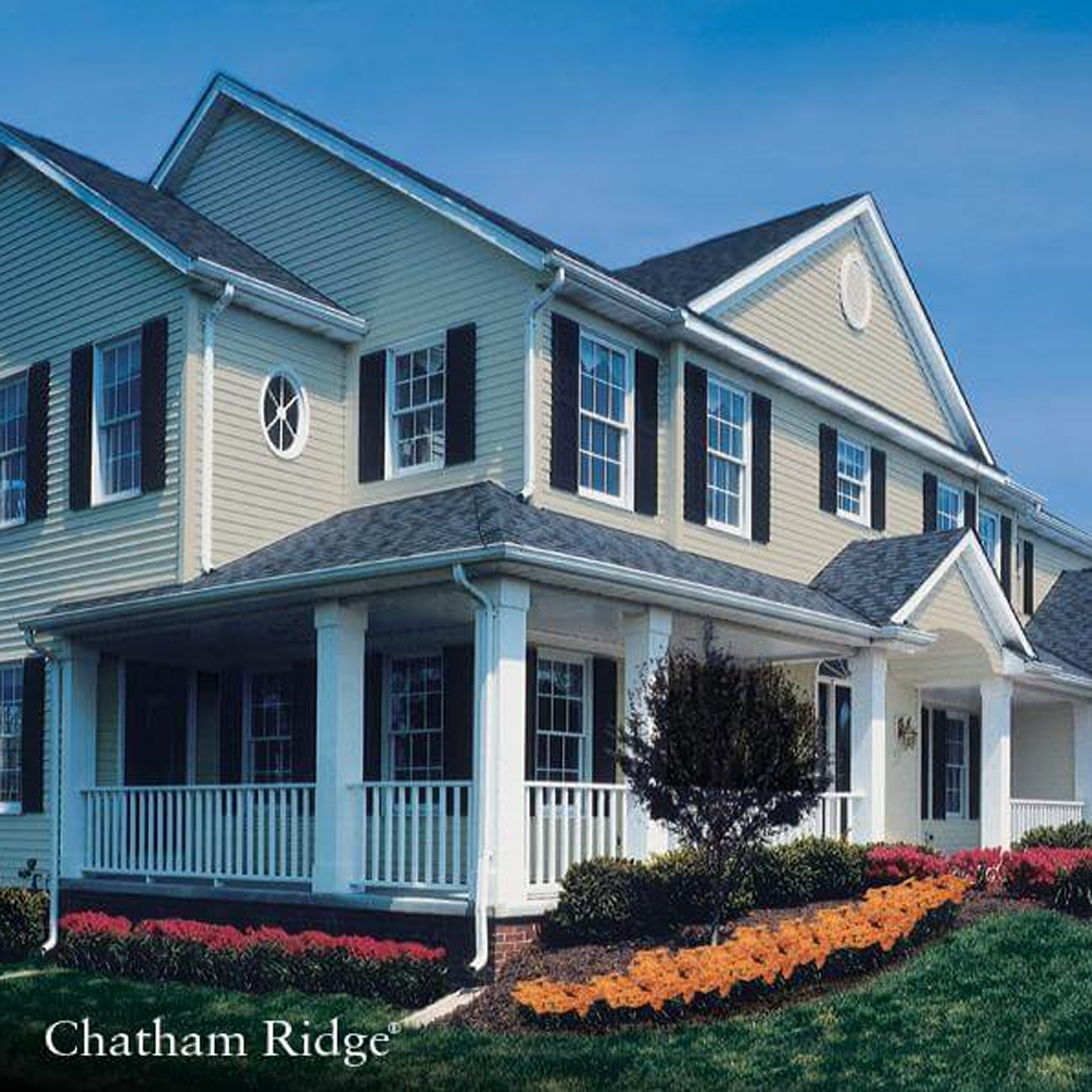 GP CHATHAM RIDGE VINYL SIDING
