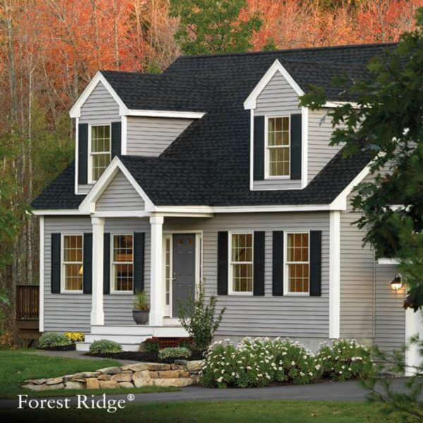 GP FOREST RIDGE VINYL SIDING
