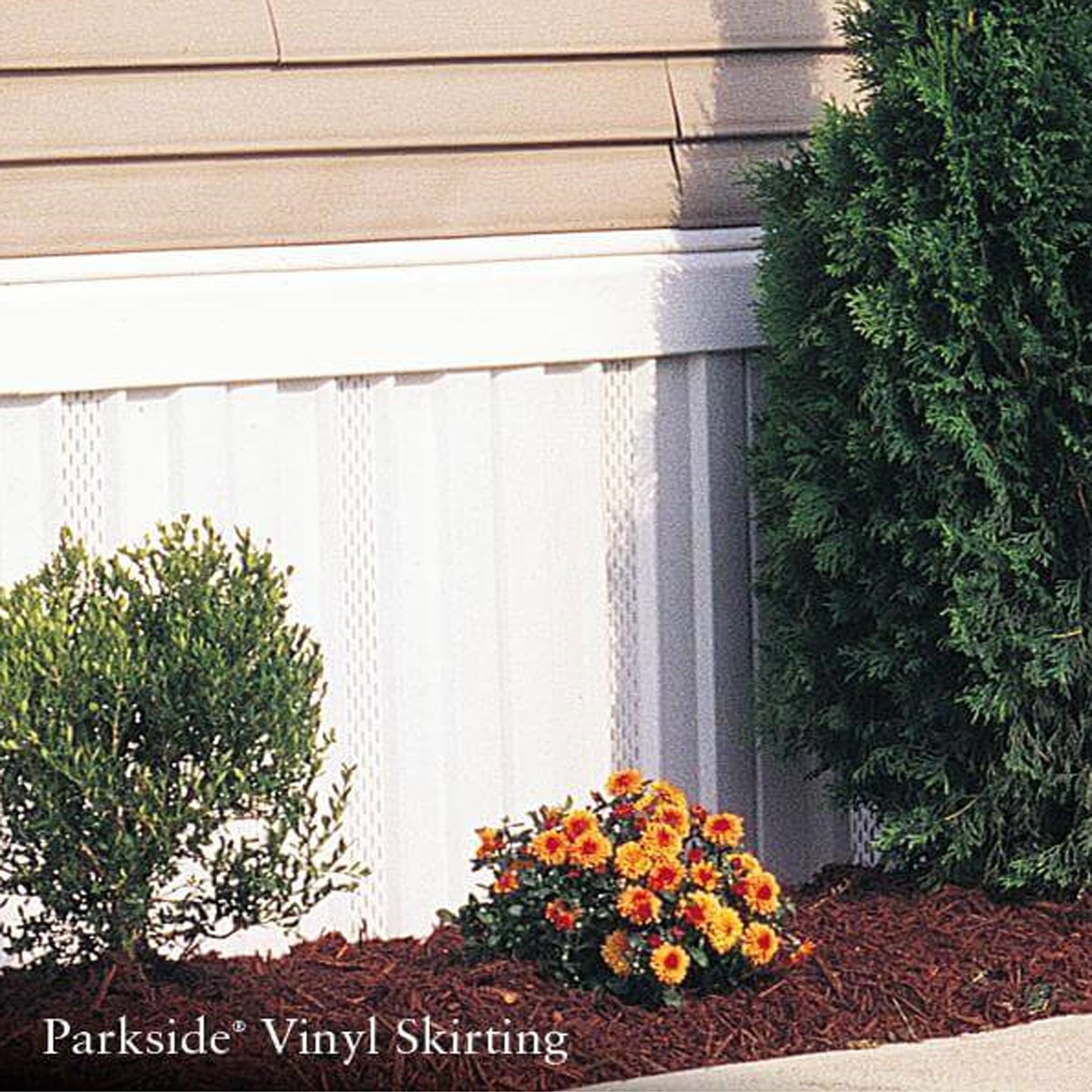 GP PARKSIDE VINYL SKIRTING
