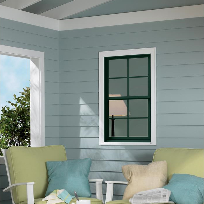BUILDERS WOOD DOUBLE-HUNG WINDOW