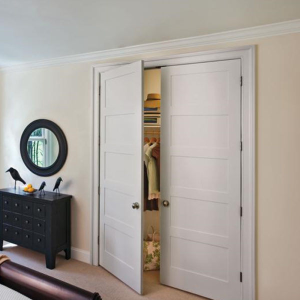 INTERIOR MOLDED DOORS