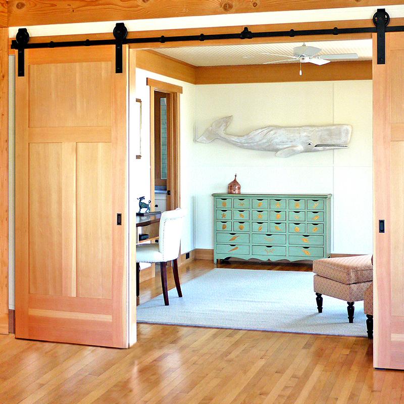 INTERIOR WOOD DOORS