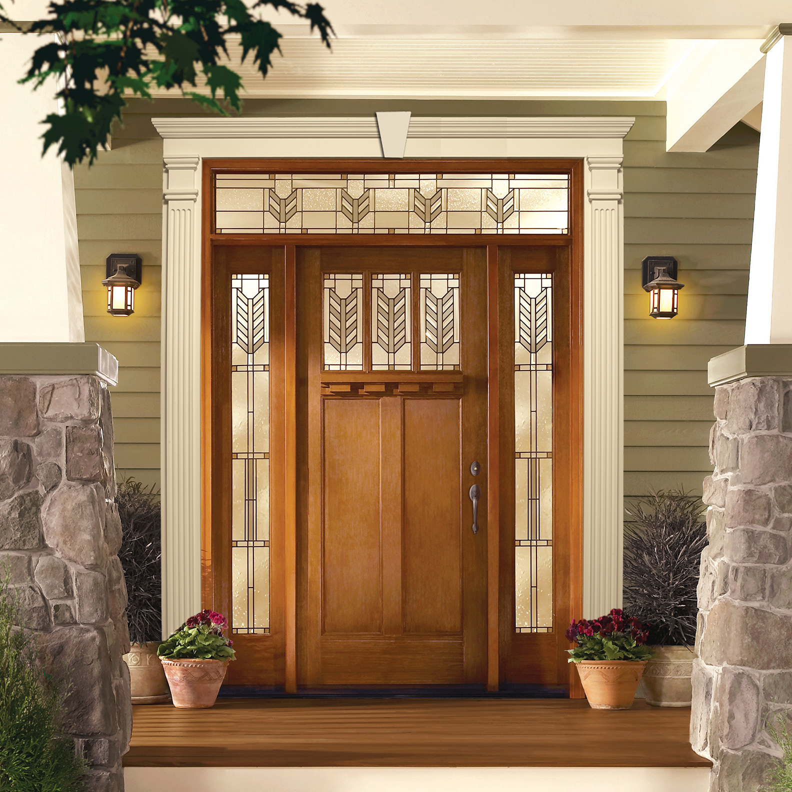 CLASSIC-CRAFT AMERICAN ENTRY DOOR SYSTEM