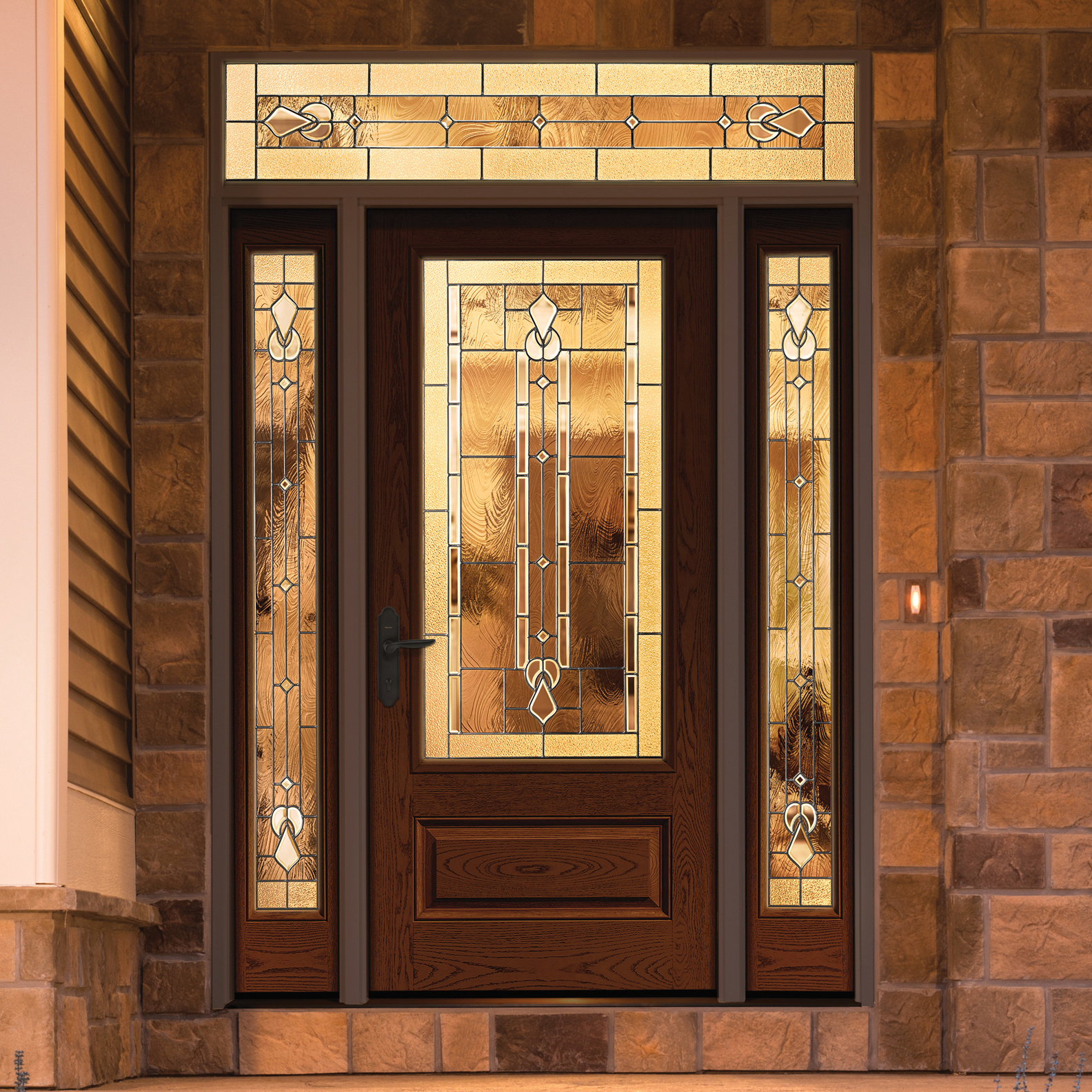 CLASSIC-CRAFT OAK ENTRY DOOR SYSTEMS