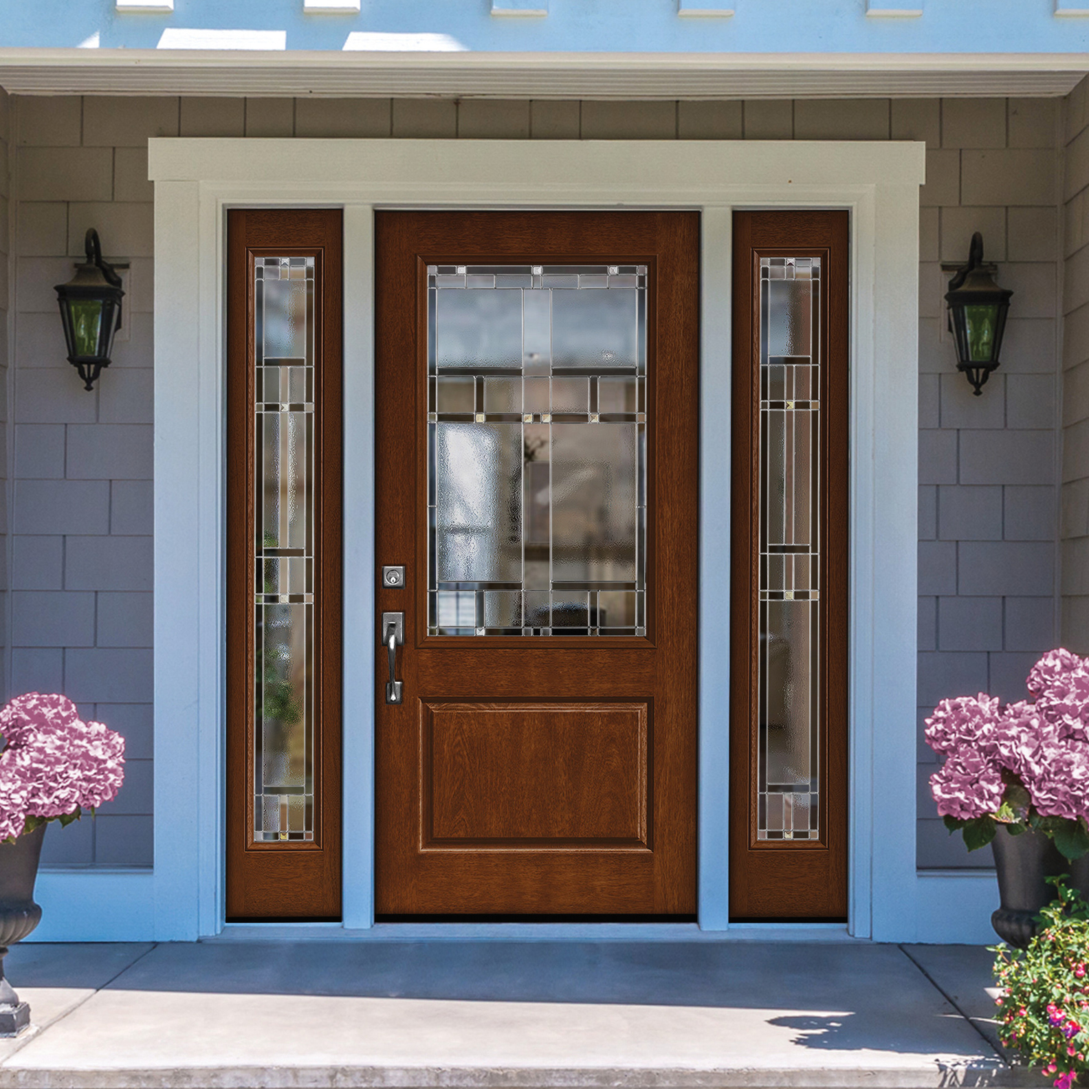 CLASSIC-CRAFT RUSTIC ENTRY DOOR SYSTEMS