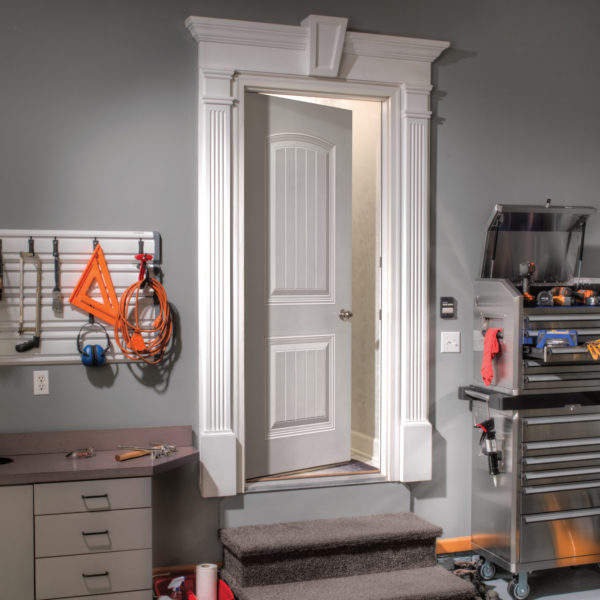 FIRE-RATED STEEL ENTRY DOOR SYSTEMS