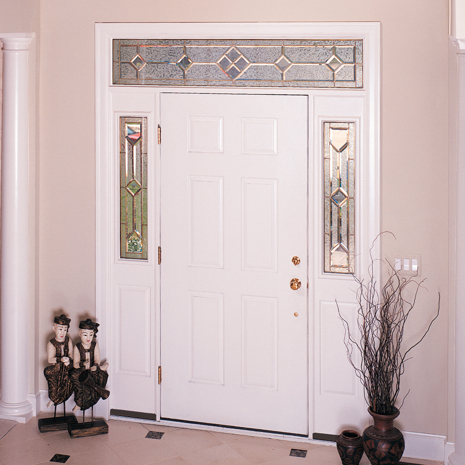 TRADITIONS STEEL ENTRY DOOR SYSTEMS