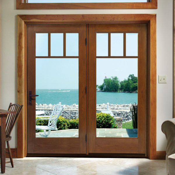 HINGED PATIO DOOR SYSTEMS
