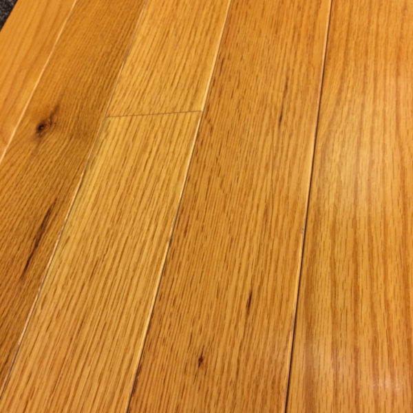 TURMAN PREFINISHED HARDWOOD FLOORING