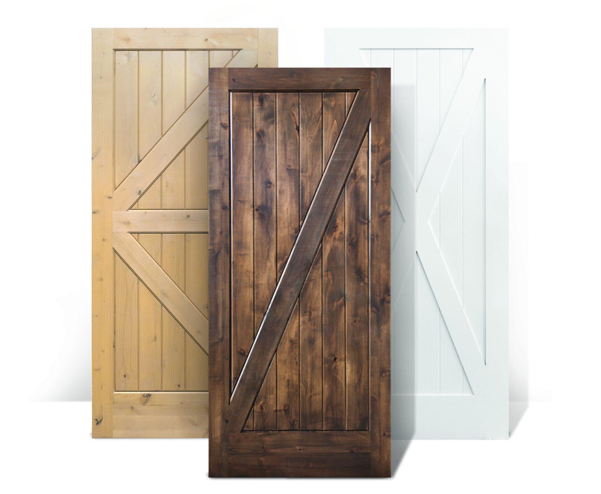 Woodgrain Interior doors